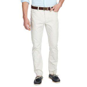 Vineyard Vines Men's 5 Pocket Durable Canvas Pants